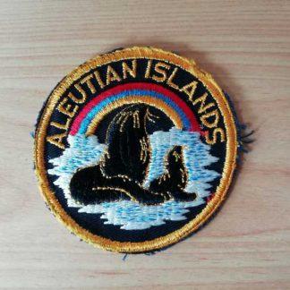 Insigne original ALEUTIAN ISLANDS