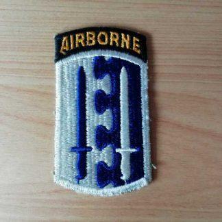 Insigne original 2ND AIRBORNE BRIGADE