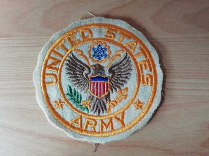 Insigne de PX US ARMY sur feutre