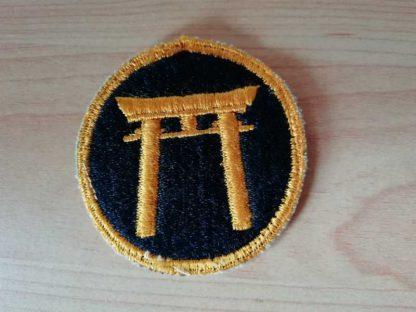 Insigne original OKINAWA RYKUS COMMAND