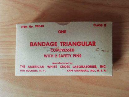 Triangular bandage AMERICAN WHITE CROSS