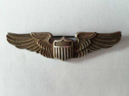 Brevet original de pilote AIR FORCE (75 m/m)