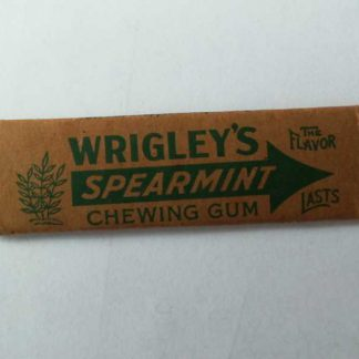 Chewing gum WRIGLEY'S de ration K