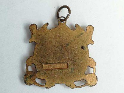Pendentif métallique original SEABEES