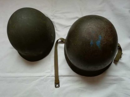 Casque USM1 à boucles fixes d'avril 1943