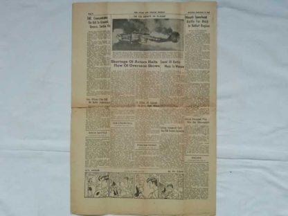 STARS AND STRIPES du 16 septembre 1944