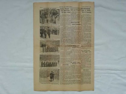 STARS AND STRIPES du 23 septembre 1944