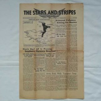STARS AND STRIPES du 5 aout 1944
