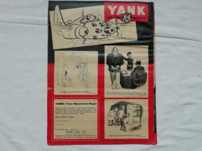 Magazine YANK du 28 avril 1944 (air force)