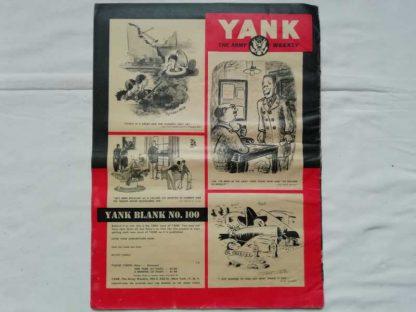 Magazine YANK du 19 mai 1944 (pacifique)