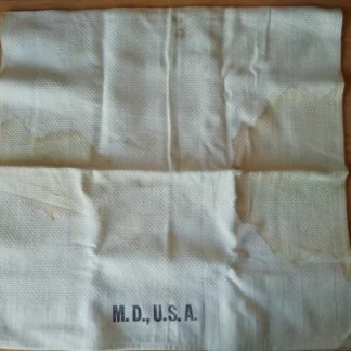 Serviette MEDICAL DEPT originale