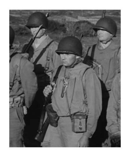 Appareil de visée daté 1943 pour mortier de 60 ou 81m/m