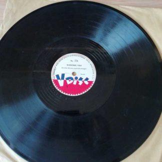 Victory disc 78 tours US de 1943 (n°77)
