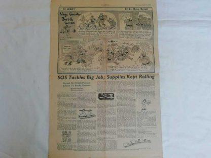 Journal WARWEEK du 14 septembre 1944