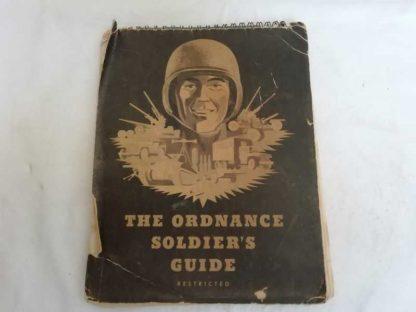 ORDNANCE SOLDIER'S GUIDE nominatif