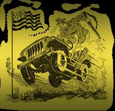 Militaria Jeep 35